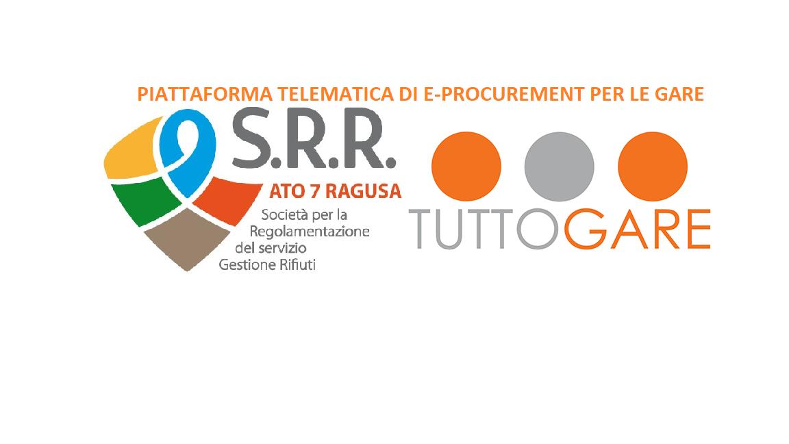 TUTTOGARE PIATTAFORMA TELEMATICA DI E-PROCUREMENT