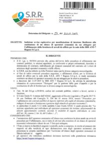 thumbnail of SRR 3502 (1) determina n. 27