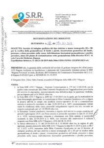 thumbnail of SRR 4893 RIF. CLCC. 1007 DETERMINA 48 DEL 08.11.19